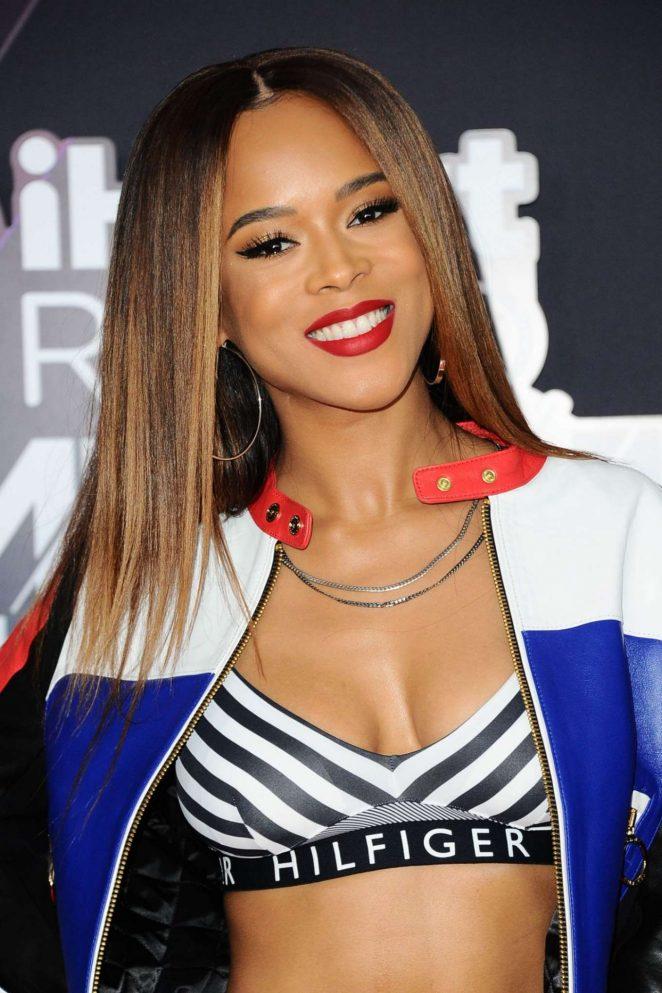 Serayah – 2018 iHeartRadio Music Awards in Inglewood