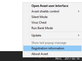 Avast Free Antivirus 2018 Activation Code for 1Year