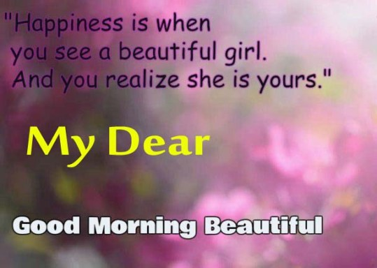 Good Morning Quotes For Beautiful Girl Archidev