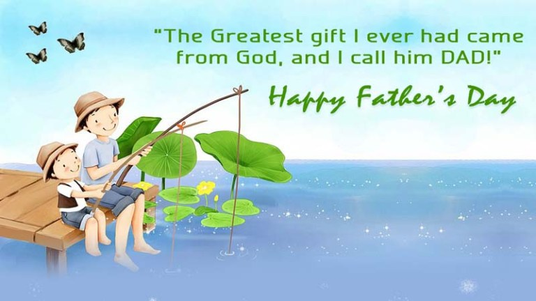 Happy Father's Day HD Download Wallpapers
