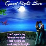 Good Night Love Wishes Images and Quotes