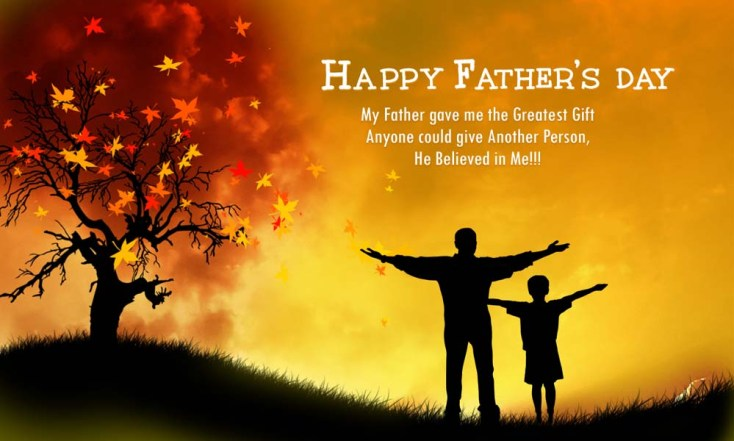 Happy Father's Day 2020 Images, HD Wallpapers, Pictures Download