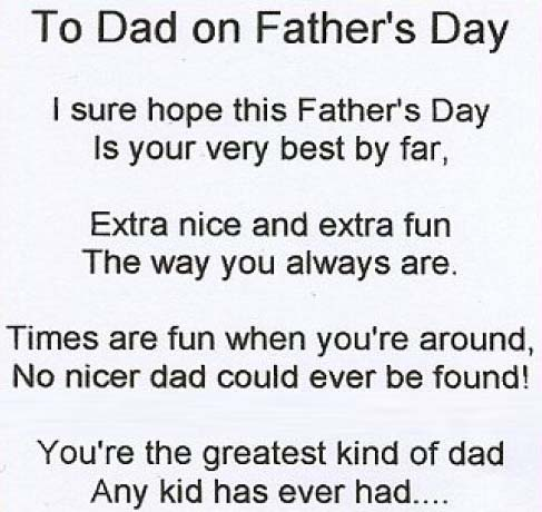 source happy father s day poems 2019 poetry for dad s poems with images