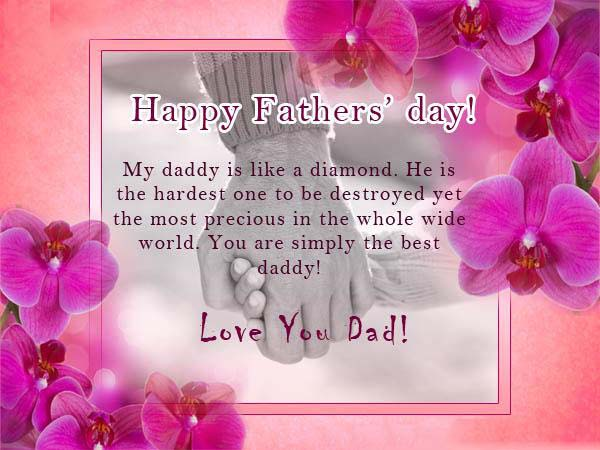 Happy Father's Day Inspirational Poems 2018