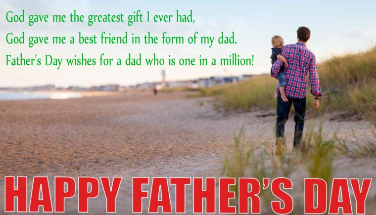 Happy Father's Day Wishes Love