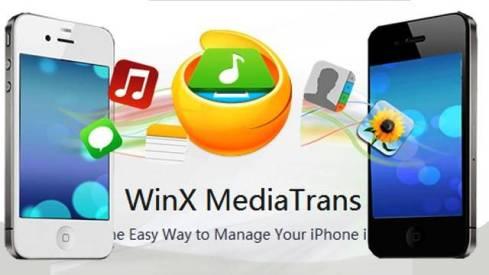 WinX MediaTrans Serial Key License Free Full Version