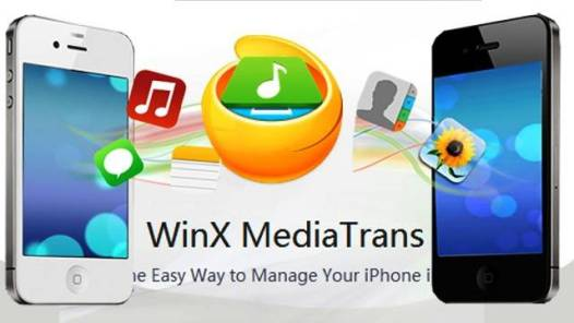 WinX MediaTrans 2020 Serial Key License Free Full Version