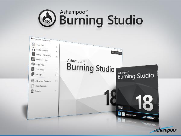 Ashampoo Burning Studio 2019 License Key Free Download Full Version