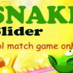 Snake Slider Cool Math Game