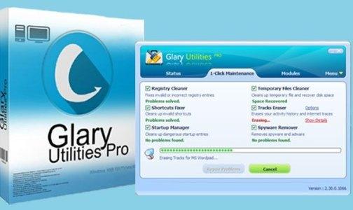 GLARY Utilities Pro License Code Serial Key Free 2021