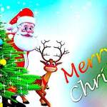 Merry Christmas Good Morning Wishes Images for Friends & Family