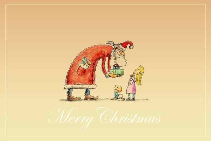 Merry Christmas HD Wallpapers Images for Facebook & WhatsApp