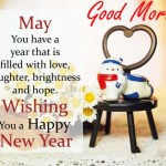 Good Morning Wishes Images for Happy New Year 2020 - Friends & Family