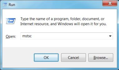 How to Run Command for Remote Desktop (RDP Client)