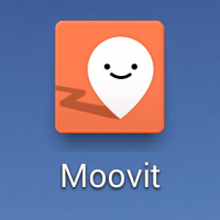Moovit app for iOS and Android