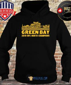 Green Bay 2019 NFC North Champions s Hoodie