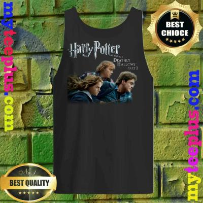 Harry Potter and the Deathly Hallows t tank top