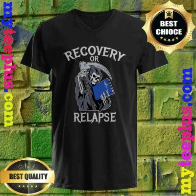 Recovery or Relapse Narcotics Anonymous Basic Text NA v neck