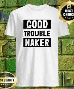 Get In Good Necessary Trouble Civil Rights Social Justice T-Shirt