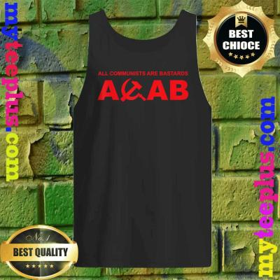 ACAB-All communists are bastards Tank top