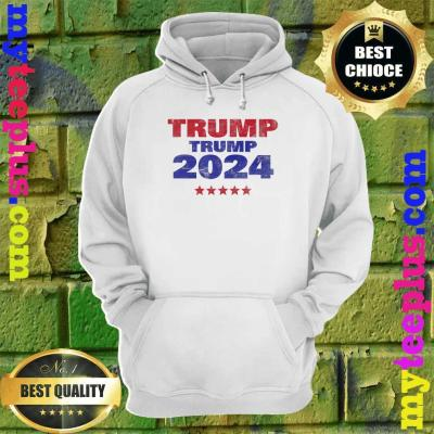 Trump Trump 2024 Don Jr and Eric Trump for President GOP hoodie