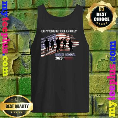 Veterans Against Trump Vote Joe Biden Respect Fallen Soldier Tank top