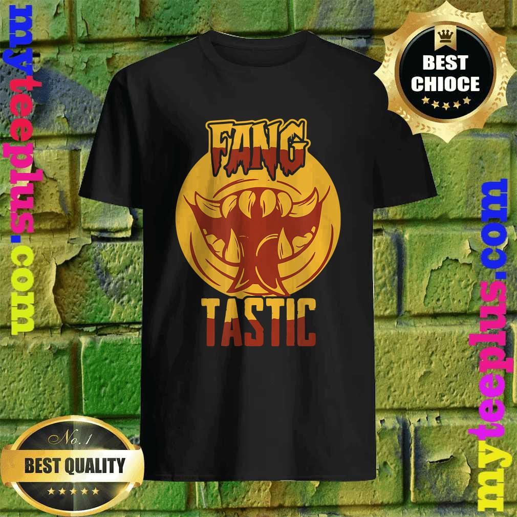 Halloween Vampire You are Fangtastic Funny T-Shirt