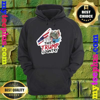 Trump Country Supporter Tennessee Political hoodie