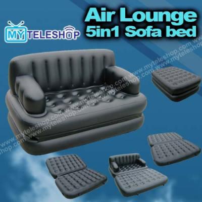 Air Lounge Sofa Combed