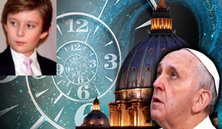 Trump Vatican Time Machine