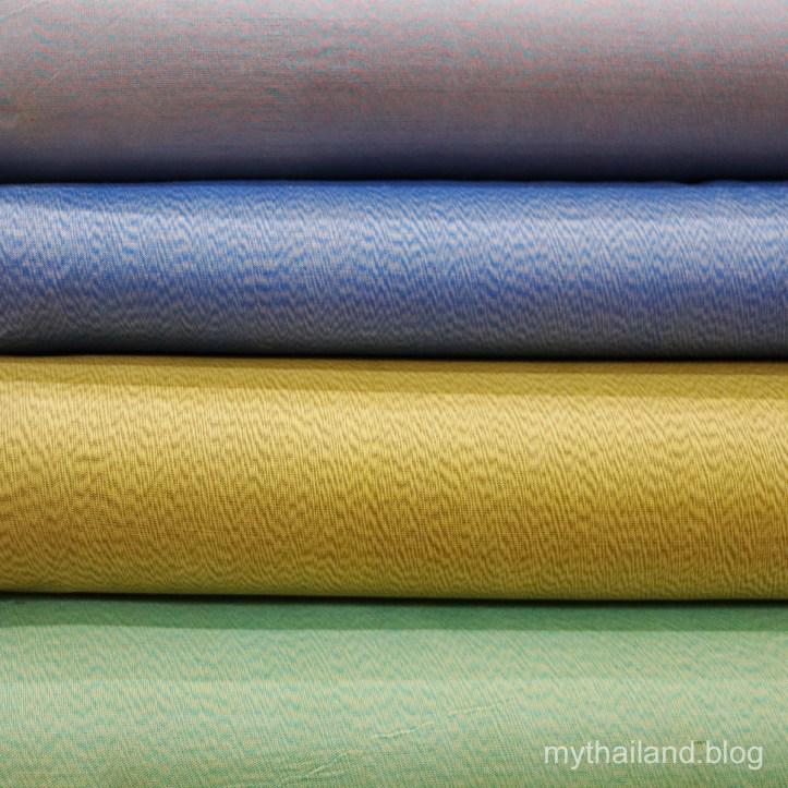 Shimmering Thai Silk
