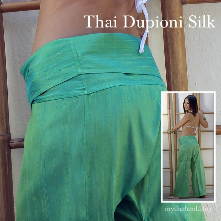 Thai Dupioni Silk