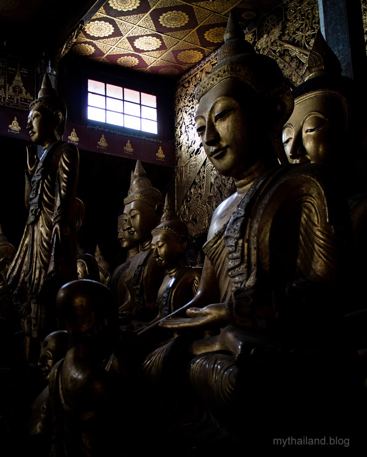 The Buddist Temples of Kengtung, Myanmar