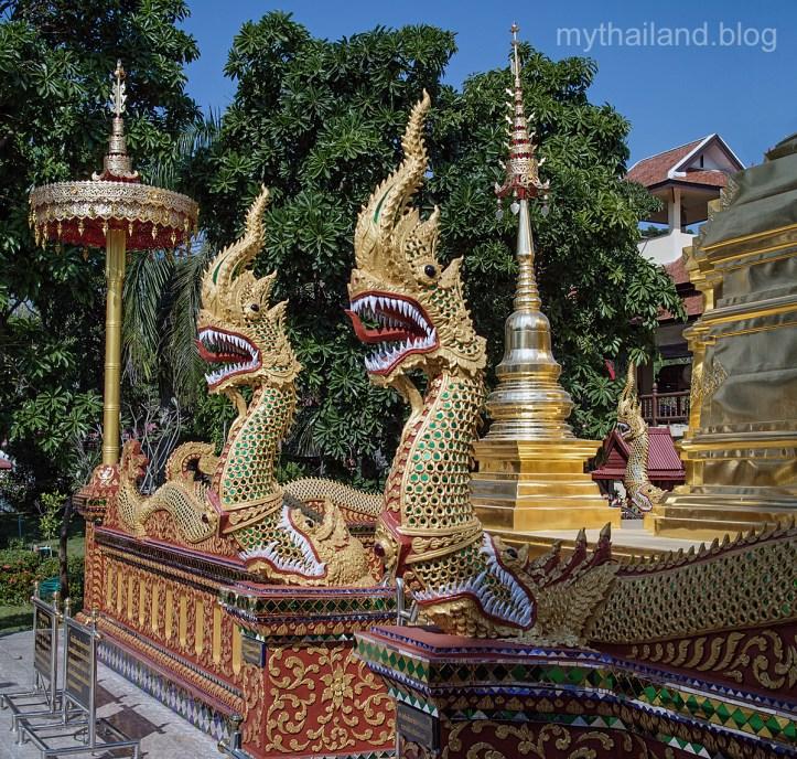 Nagas: Buddhist Temple Guardians ⋆ My Thailand