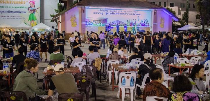 Chiang Rai Saturday Night Market