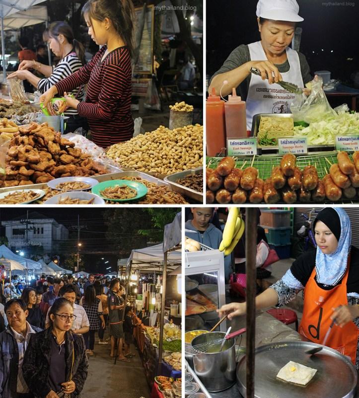 Chiang Rai Food Vendors