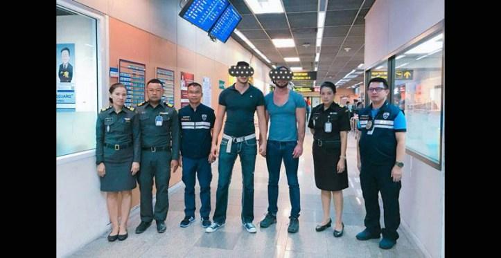 Busted in Bangkok
