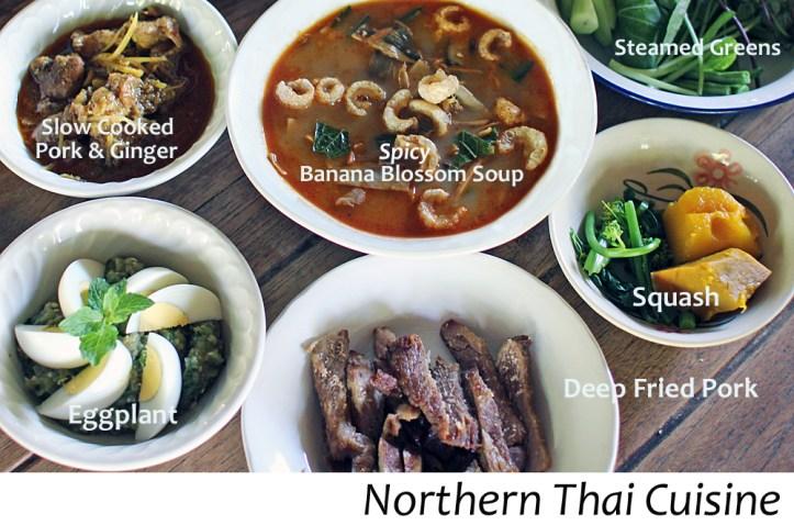 Northern Thai Food & Cuisine