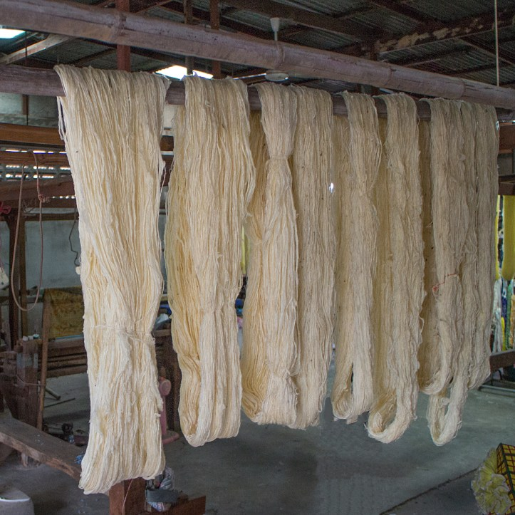 Raw Thai Silk