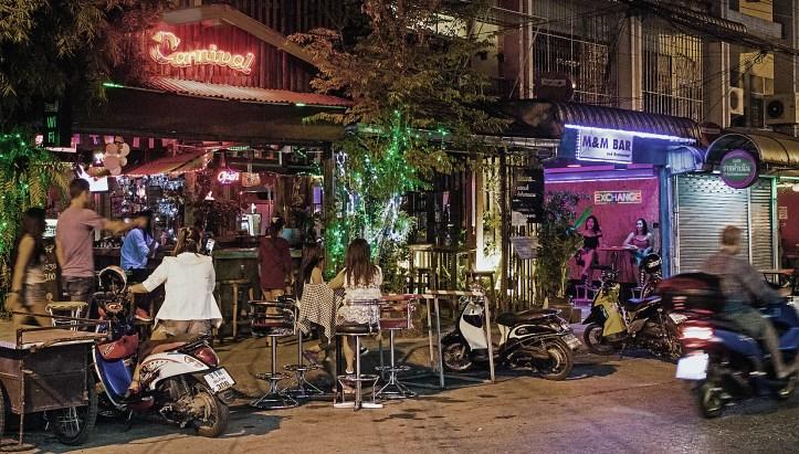 Chiang Mai Bar Scene