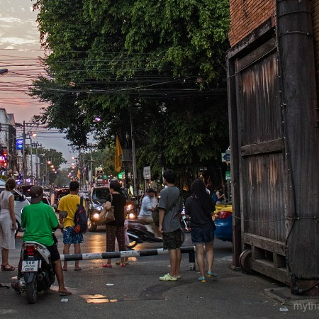 Chiang Mai Tai Pae Gate