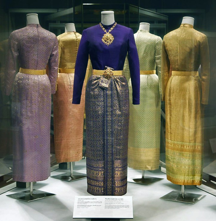 Traditional Dresses of Thailand