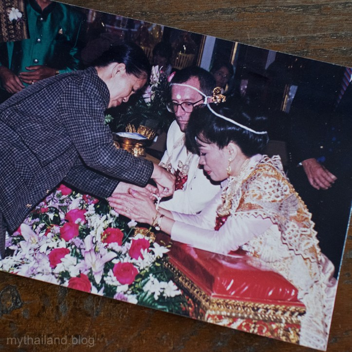 My Thai Wedding