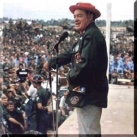 Bob Hope in Thailand 1968