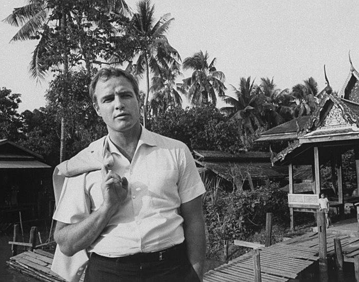 Marlon Brando in Thailand