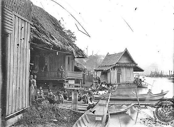 Klong Toey circa 1868