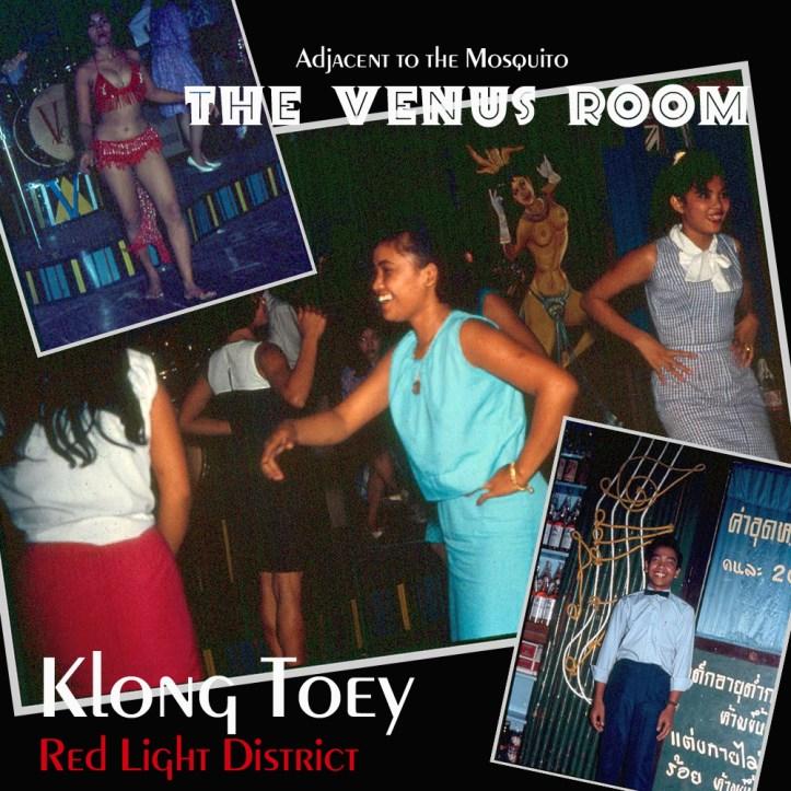 The Venus Room at Klong Toey