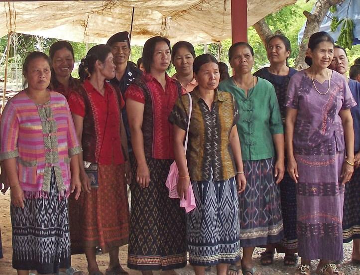 Thai Handwoven Fabrics