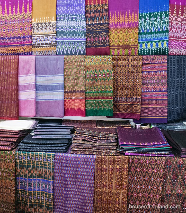 Intro to Thai Fabrics-Mudmee