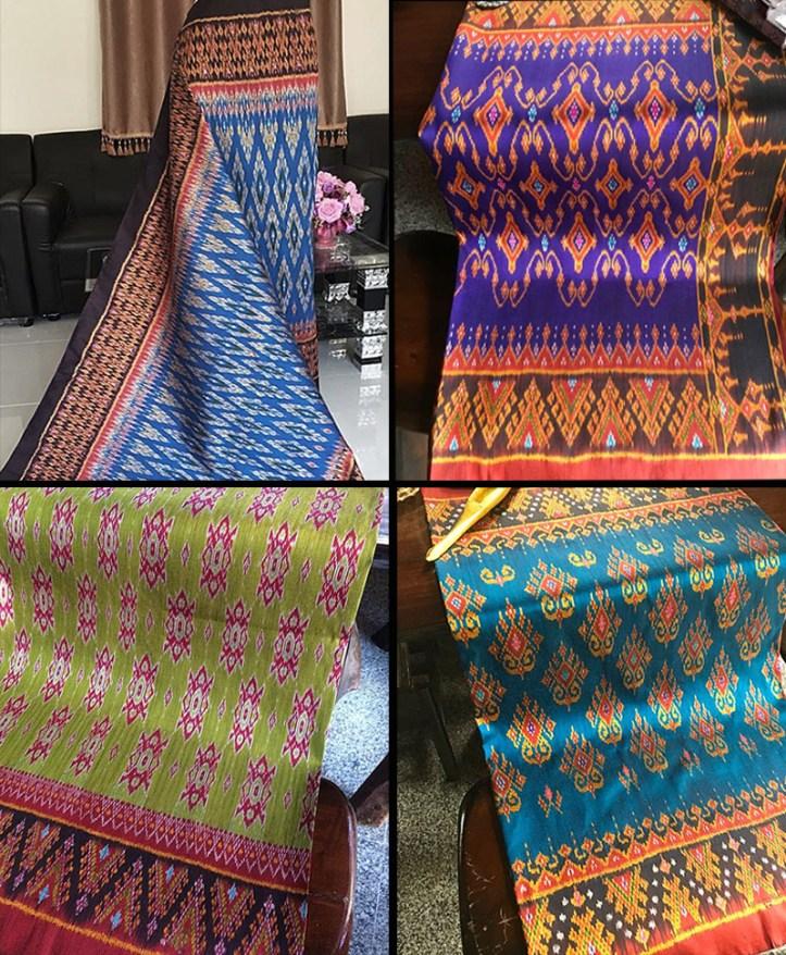 Umboon Thai silk shop